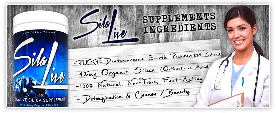 silica ingredients